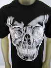 Skull Punisher Skeleton party tee shirt men's black choose A size