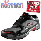 Fila Mens Grace Running Fitness Gym Shoes Trainers Grey * AUTHENTIC *