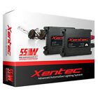 XENTEC XENON LIGHT SLIM 55W HID CONVERSION KIT H1 H3 H4 H7 H10 H11 H13 9006 9007 $39.03 USD on eBay