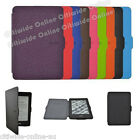 """Screen Protector / Magnetic Auto Sleep Leather Case for Amazon Kindle touch 6"""""""