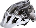 Fox Racing Flux Helmet Race White/Black