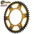 Supersprox Rear Stealth Sprocket For Motocross Kawasaki KXF 250 450 2006 - ON