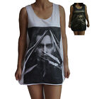 Edward Scissorhands Vest Tank-Top Singlet (Dress T-Shirt) Sizes S M L XL