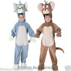 CK341 Tom and Jerry Mouse Cartoon Kids Boys Girls Tweety Child Costume Onesies