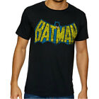 Batman: DC Originals Winged Logo Mens Short Sleeve Cotton T-Shirt New & Official