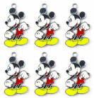 Lot Mickey Mouse Enamel Metal Charms Pendant Jewelry Making Party Gifts E79