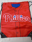 forever collectibles phillies #51 drawstring backpack*
