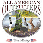 T-shirt Shirt Hound Coonhound Hunter Hunting Treeing Four Coon Dogs