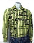 punk vicious elvis hendrix morrison anarchy clash M-3XL