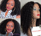Lucy curl 100% India remay huamn hair full/front lace wig 5 colors in stock