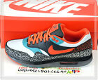 Nike Air Max 1 Lunar1 Deluxe QS Kabutomushi Pack Safari Orange 717598-400 NSW