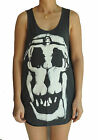 Misfits Salvador Dali Vest Tank-Top Singlet (T-Shirt Dress) Sizes S M L XL