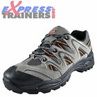 Premier Mens Tracker Zeus Walking Outdoor Hiking Shoes Grey * AUTHENTIC *