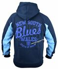 NSW Origin 2015 Mens Heritage Classic Zip Hoodie Jacket 'Select Size' S-5XL NRL