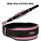 MRX Weight Lifting Belts Gym Fitness Bodybuilding Training Workout Back Supports