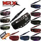 Внешний вид - Weight Lifting Belt Training Gym Fitness Bodybuilding Back Sport Workout MRX New