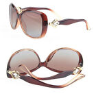 Women's Retro Unisex Arrow Style Sunglasses Metal Frame Round Sunglasses New
