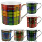 NEW Fine China Tartan Clan Collection MUG/CUP by Leonardo GiftBox Classic Design