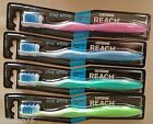 Reach Listerine Toothbrush Stay White Advanced Care MEDIUM Full Head