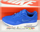 Nike Wmns Air Max 1 Ultra Moire CH Blue White Game Royal 724978-400 US 6~8.5
