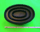 Jeffers Flexible Durable RUBBER CURRY COMB Horse Dog Grooming Tool Small