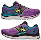 BROOKS GLYCERIN 12 WOMEN's MESH M RUNNING PURPLE - WHITE - LIME NEW IN BOX SIZE
