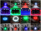 Parrot AR.Drone 2.0 &1.0 Quadcopter parts LED Light Kit and Connector patch cord