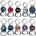 NEW Team Beer Bottle Opener and Key Chain NFL & NBA! FREE SHIPPING! $7.0 USD on eBay