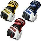 New MMA Gloves UFC Grappling Glove Boxing Kick Cage Fight MRX Gear 3 Colors