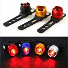 Exquisite Bike Bicycle Helmet Red LED Safety Warning Tail Lamp Super Bright