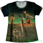 SALVADOR DALI WOMAN WITH A HEAD OF ROSES T SHIRT FINE ART PRINT PAINT SURREALISM