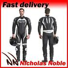 RST TRACTECH EVO II 1415 MENS White ONE PIECE 1PC LEATHER RACE SPORTS BIKE SUIT