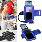 Premium Running Sports Gym Armband Case Holder for Galaxy S6 / Edge Note 4 #AB7