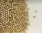 Gold Filled Beads, 2.5mm Faceted Round Beads, New
