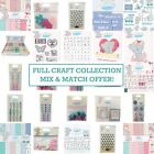 TINY TATTY TEDDY Baby Paper Card Craft Collection Range BOY + GIRL (Me To You)