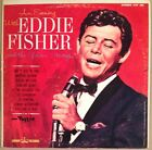 An Evening With Eddie Fisher And The Golden Strings - Fazzio Cover - EX Vinyl LP