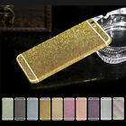 Crystal Diamond Bling Glitter Screen Protector Film Sticker For iPhone 4 5 6 QST