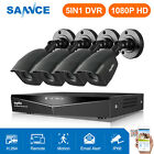 SANNCE 1080P HDMI Onvif DVR 1500TVL Outdoor HD 720P CCTV Security Camera System