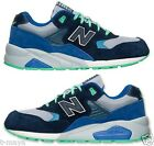 NEW BALANCE 580 ELITE EDITION MENs M CASUAL MESH BLUE GREEN GREY NEW IN BOX