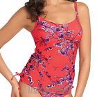 Fantasie Swimwear Kyoto Tankini Top Lotus Blossom 5790 NEW Select Size