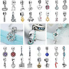 European Silver Charms pendant Bead For 925 sterling Necklace Bracelet Chain CA1