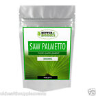 Saw Palmetto 3000mg HIGH Strength Tablets Available In Range of Sizes Free P&amp;P <br/> Quality vitamins  Made In UK  Trusted Brand