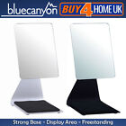 Blue Canyon Pelican Chrome Freestanding Cosmetic Shaving Bathroom Mirror