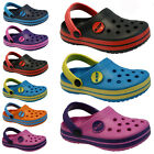 NEW KIDS INFANTS BOYS GIRLS SUMMER SANDALS FLIP FLOPS CLOGS SLIPPERS SHOE SIZE