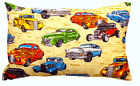 pillowcases cushion covers 100% cotton for baby toddler cot bed many patterns