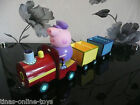 PEPPA PIG TRAIN ROYAL TRAIN TALKING PUSH ALONG TRAIN CLASSROOM SET PEPPA GEORGE
