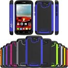 AG Hybrid Armor Case Cover for Alcatel One Touch Fierce 2 7040T/ A564C Pop Icon
