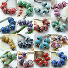 5 Stk. European Beads Murano bunt Element Zwischenperlen Spacer Bead Schmuck TOP