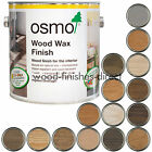 Osmo Wood Wax Finish Transparent 375ml