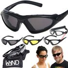 WYND Blocker Wind Resistant Sunglasses Sports Goggles Motorcycle Riding Glasses